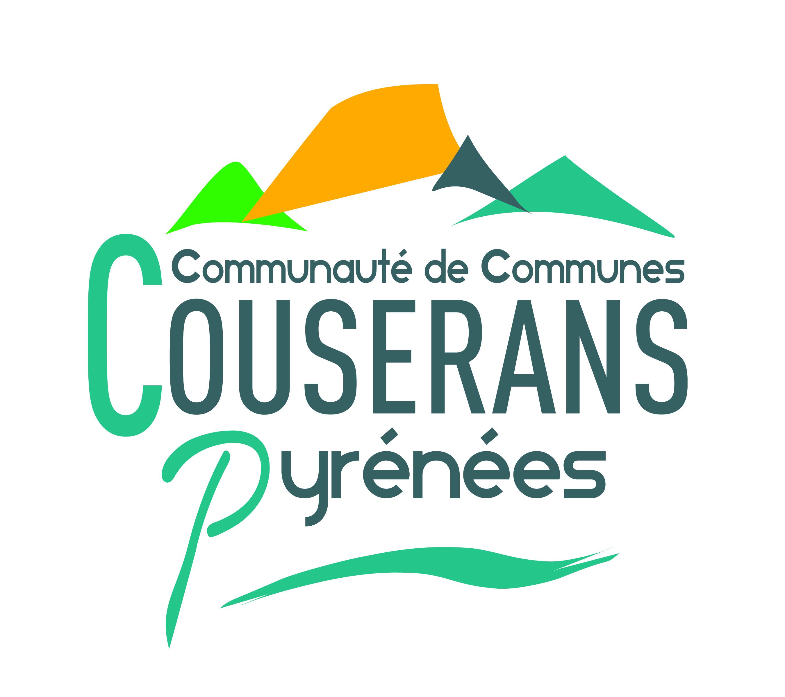 logo communauté des communes couserans pyrenees