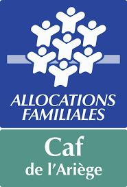 logo caf d'Ariège